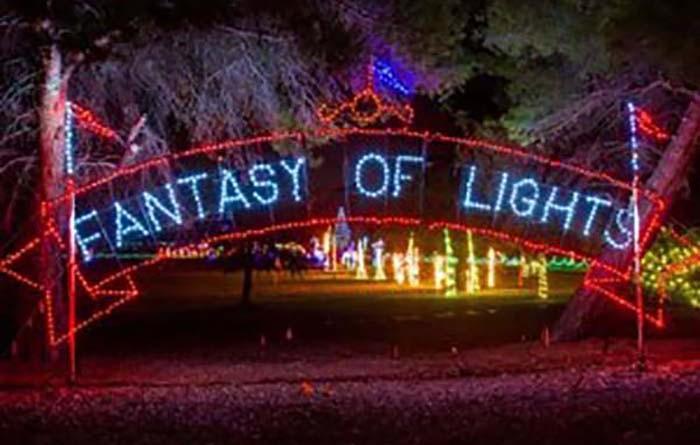 Fantasy of Lights Display