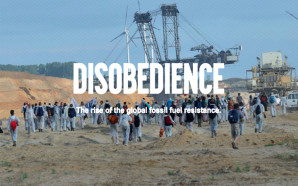 Interviews with environmental luminaries including author/activist Bill McKibben and filmmaker and globalization critic Naomi Klein are interwoven with riveting verité footage of everyday people organizing and fighting for a livable climate in the new documentaty Disobedience.