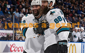 San Jose Sharks VS St Louis Blues-Game 4  Saturday May 21 / 4:15 PM SAP Center  525 W. Santa Clara  San Jose, CA