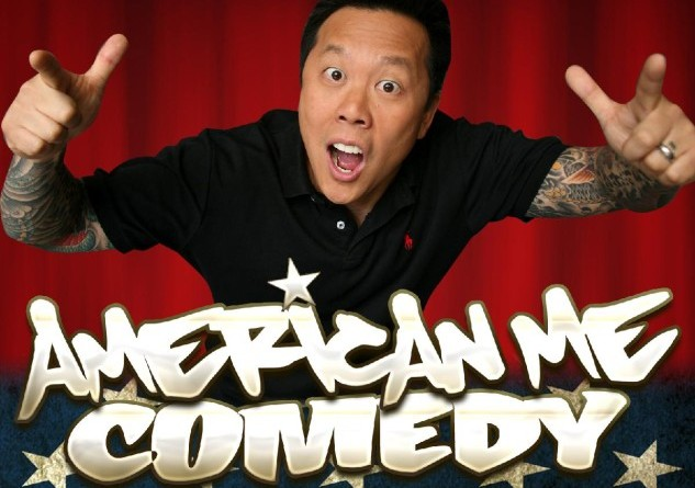 Come see the American Me comedy show!