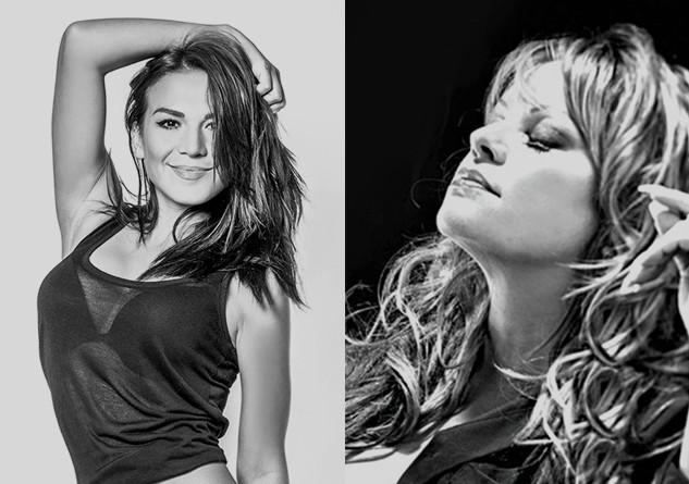 """La actriz Luz Ramos (Izq.) sera Jenni Rivera en """"Su Nombre Era Dolores: La Jenn Que Yo Conocí"""""""