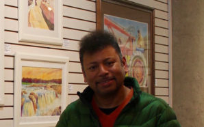 Hector Curriel. Photo: South Dakota Arts Council
