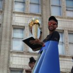 Golden State Warriors Victory Parade - Thursday June 15th, 2017 in Downtown Oakland, CA