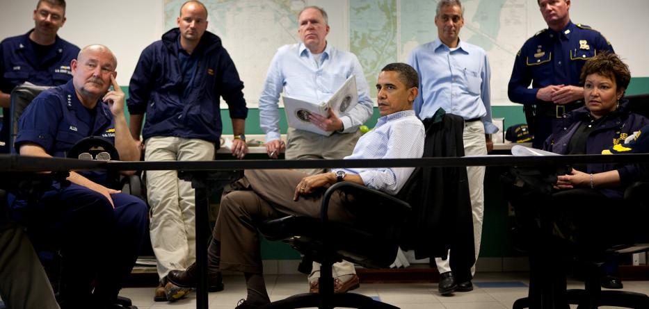 Photo Courtesy: Official White House Photo by Pete Souza [Public domain], via Wikimedia Commons