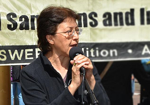Gloria La Riva Photo Courtesy: Gloria La Riva