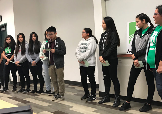 ALearn's new Catalyst to College program intends to bolster education services at two high school's in the East Side Union High School District, by continually providing guidance in the path to college. Photo Credit: ALearn