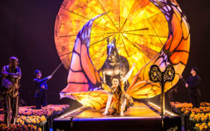 Cirque du Soliel – Luzia Friday February 10, 2017 / All Day 167 Ashbury St San Jose, CA $49 and up | Photo Courtesy: Laurence Labat / Wardrobe: Giovanna Buzzi / 2016 Cirque du Soleil