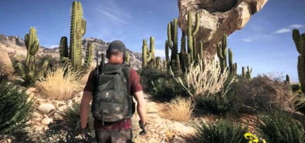 """In the deserts of Bolivia, """"Ghost Recon: Wildlands"""" takes players on an adventure as classified soldiers dealing with cartels. Photo Credit: Ubisoft"""