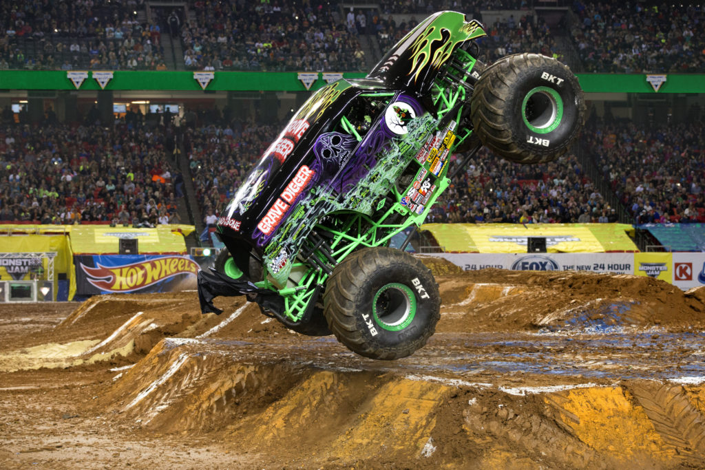 Photo Credit: Monster Jam