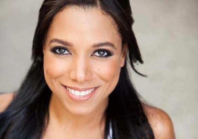 Alejandra Matos es parte del elenco de la producción The Bodyguard en San Jose del 25–30 de abril. Photo Credit: Broadway San Jose