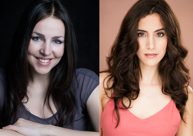Latinas such as Lissette Feliciano and Romina Schwedler are part of the few but talented minorities currently involved in North American cinema. Photo Credits: Lissette Feliciano and Alain J. Carmona (Romina Schwedler)