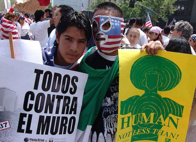 La gente en todo Nuevo México se alista para salir a las calles con motivo del Día Internacional de los Trabajadores, el 1 de Mayo. Photo Credit: Wikimedia/Vreative Commons