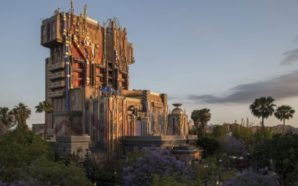 Guardians of the Galaxy - Mission: BREAKOUT! Photo Credit: Joshua Sudock/Disneyland Resort