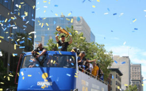 Golden State Warriors Trophy Tour - See Calendar below for dates and locations Photo By: Arturo Hilario