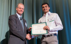 Dylan Husted won the Judge's Choice Award at Babson College's Climate CoLab contest and went onto to launch the game as a start-up devoted to helping people fight climate change. Photo Credit: EarthTalk