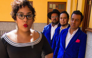 "La Santa Cecilia's new album, ""Amar Y Vivir"" captures their love of traditional Mexican/Latin American music with a twist. Photo Credit: La Santa Cecilia"