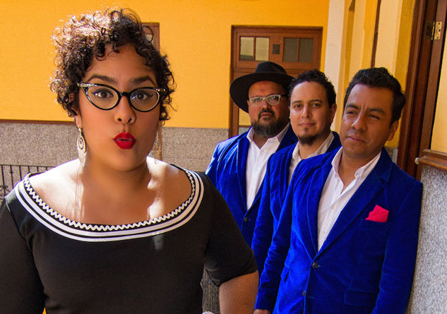 """La Santa Cecilia's new album, """"Amar Y Vivir"""" captures their love of traditional Mexican/Latin American music with a twist. Photo Credit: La Santa Cecilia"""