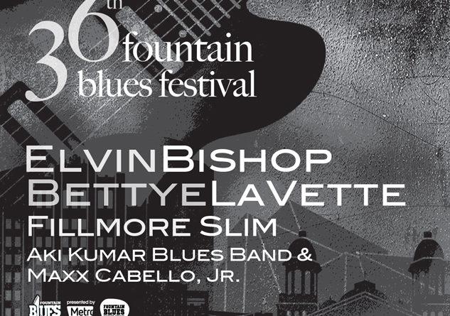 Photo Credit: Fountain Blues Festival
