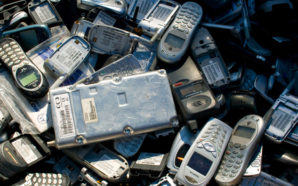 Old cell phones can leak all kinds of hazardous elements into soils around landfills and potentially contaminate nearby groundwater supplies. Photo Credit: SteveStLouis, FlickrCC