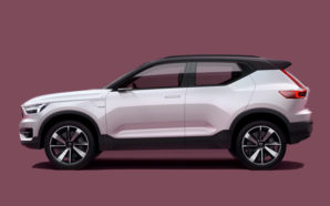 Volvo's 40.1 concept car features an all-electric drivetrain and is a symbol of the Swedish automaker's move away from internal combustion engines. Photo Credit: EarthTalk/Volvo