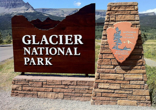 Last year, Glacier National Park experienced record high attendance. Photo Credit: Wesley Fryer/Flickr