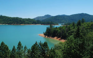 The future of areas like Lake Shasta is under review for the new BLM Resource Management Plans in the Redding and Arcata regions. Photo Credit: Pixabay