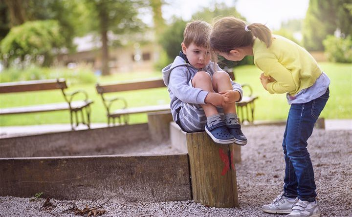 Children should learn empathy and compassion at an early age according to The Jensen Project. Photo Credit:BPT