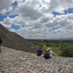 Teotihuacan, Mexico, August 23rd, 2017