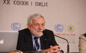 Peter Wadhams of the University of Cambridge's Polar Ocean Physics Group is one of an increasing number of climate experts who thinks we may need to employ geoengineering techniques if we are to stave off the worst effects of global climate change. Photo Credit: Takver, FlickrCC.