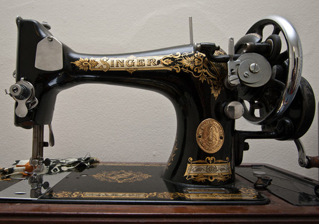The concept of patent sharing started in the 1850s when sewing machine manufacturers banded together to share their intellectual property, but these days companies are utilizing the same concept by sharing green patents to encourage innovation in conservation, energy efficiency and recycling. Photo Credit: Andrew Malone, FlickrCC