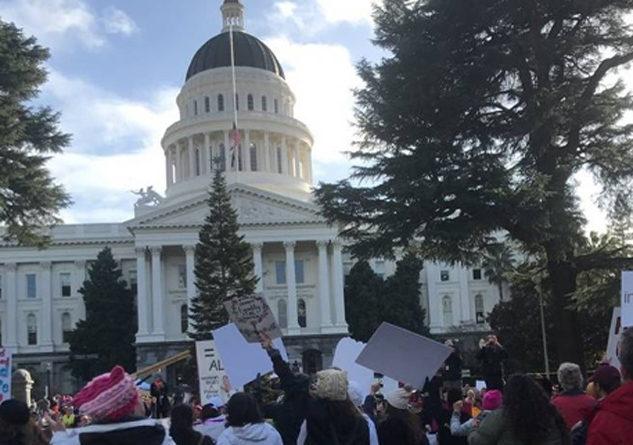 Photo Credit: Women's March California (WMCA)