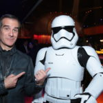 Eric Garcetti, Storm Trooper