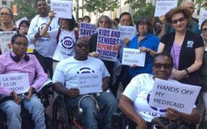 Los recortes a Medicaid pondrían en peligro servicios de los que depende gente con discapacidades para seguir siendo independientes. Photo Credit: CIDNY
