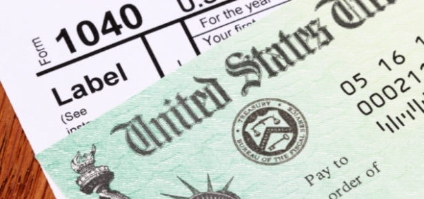 Detractors fear the debt incurred by the GOP tax bill will lead to calls down the line for cuts in Social Security, Medicare and education. Photo Credit: noderog/iStockphotos