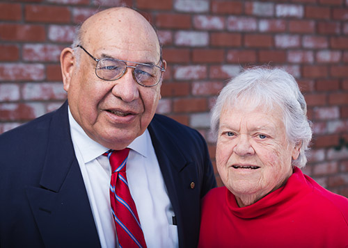 Hilbert & Betty Morales