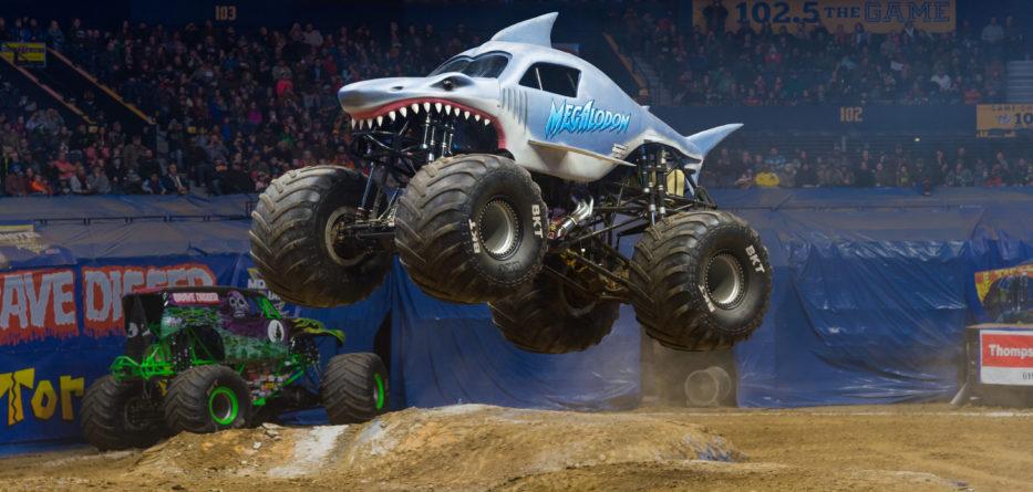 Monster Jam 174 Regresa Con Los Motores Rugiendo Al M 193 Ximo En